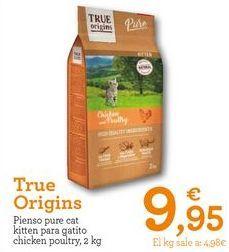 Oferta de Comida para gatos por 9,95€