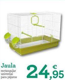 Oferta de Jaula para pájaros por 24,95€