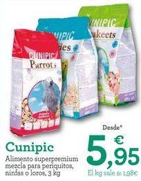 Oferta de Comida para pájaros por 5,95€