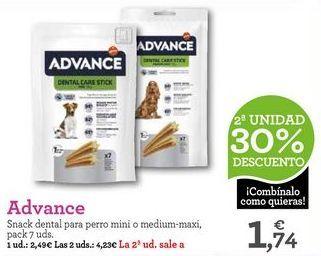 Oferta de Snacks para mascotas Affinity por 2,49€