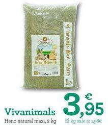 Oferta de Accesorios para animales por 3,95€
