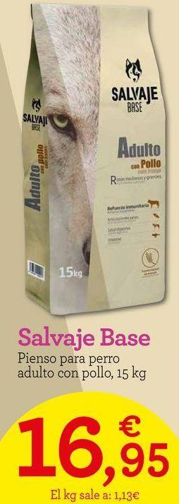Oferta de Comida para perros por 16,95€