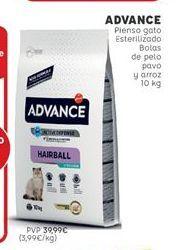 Oferta de Comida para gatos Advance por 39,99€