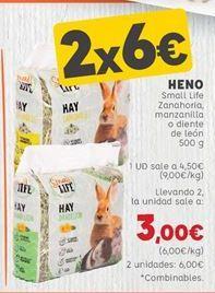Oferta de Accesorios para animales por 4,5€