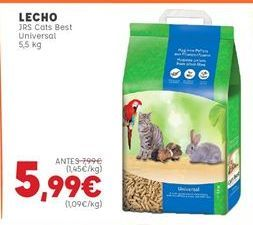Oferta de Accesorios para animales por 5,99€