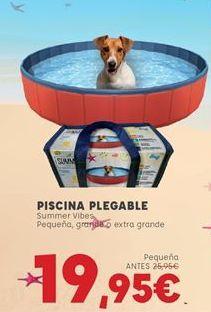 Oferta de Piscinas por 19,99€