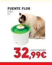 Oferta de Accesorios para gatos por 32,99€