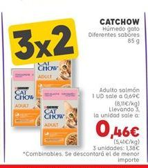 Oferta de Comida para gatos Purina por 0,69€