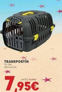 Oferta de Transportín por 7,95€