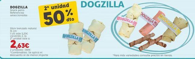 Oferta de Snacks por 5,25€