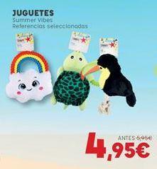 Oferta de Juguetes para perros por 4,95€