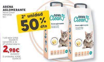 Oferta de Pienso para gatos por 5,95€