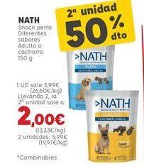Oferta de Snacks por 3,99€