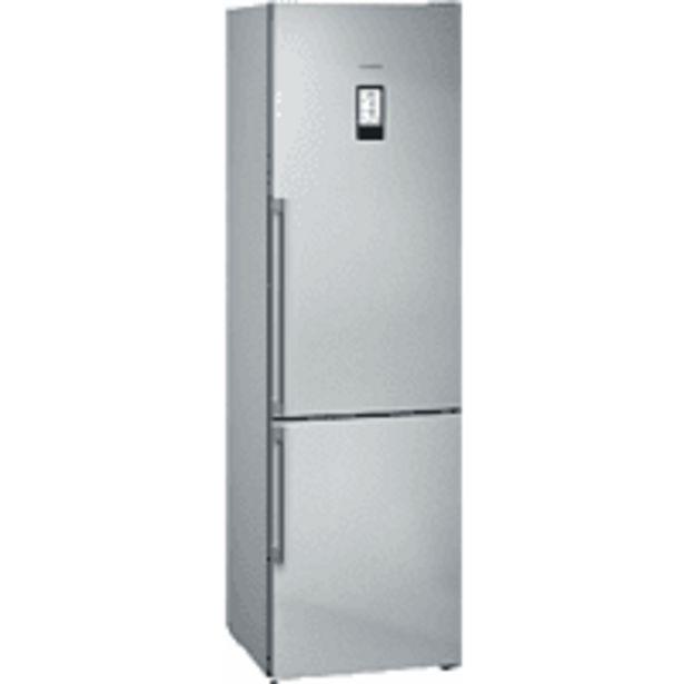 Oferta de Frigorífico combi - Siemens KG39FPI45, 343 L, No Frost, 203 cm por 1299€