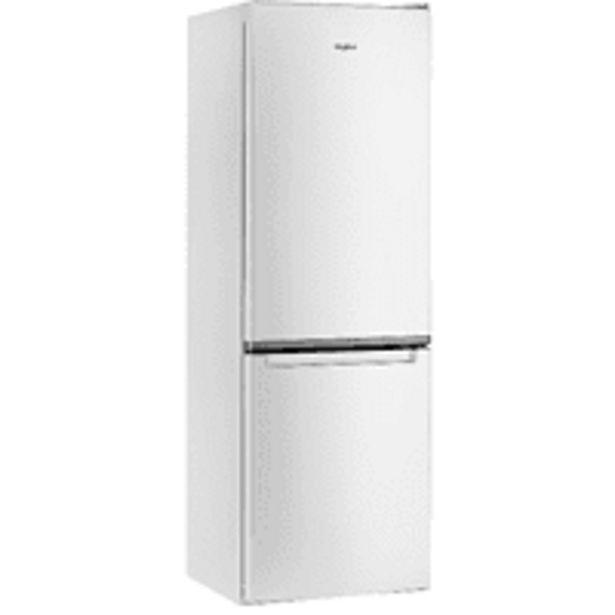 Oferta de Frigorífico combi - Whirlpool W7 821I W, Total No Frost, Display interior, 40 dB,  Blanco por 568€
