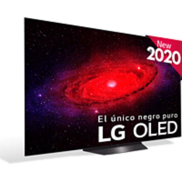 "Oferta de TV OLED 55"" - LG OLED55B9SLA, Smart TV 4K UHD, Inteligencia Artificial, 100% HDR, Dolby ATMOS, Bluetooth [A] por 1199€"