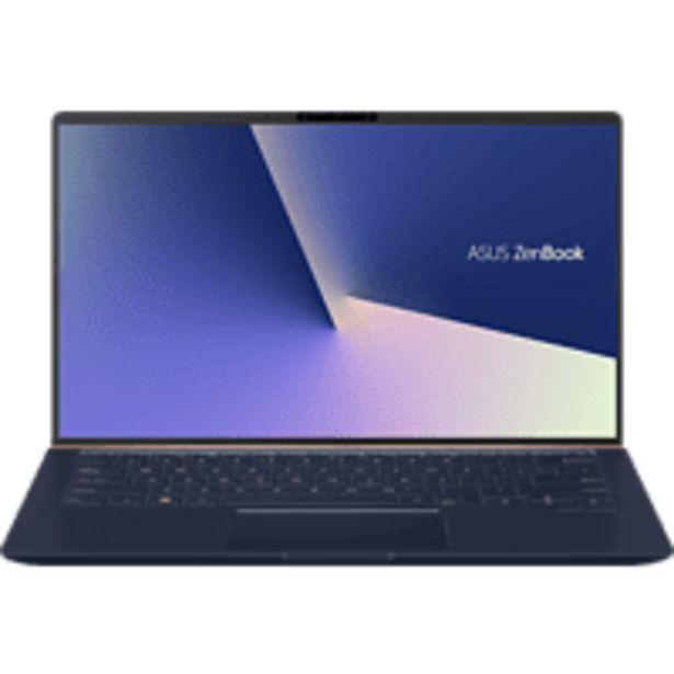 """Oferta de Portátil - Asus ZenBook 14 UX433FA-A5090T, 14"""" FHD, Intel® Core™ i5-8265U, 8GB, 256GB SSD, W10 por 1049€"""