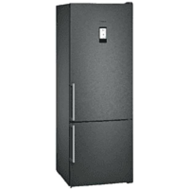 Oferta de Frigorífico combi - Siemens iQ500 KG56NHX3P, No Frost, 505L, Libre instalación por 1789€