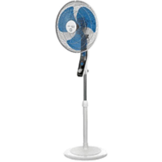 Oferta de Ventilador de pie - Rowenta VU4210 Protect Essential, Función antimosquitos, 3 velocidades, Blanco por 94,99€