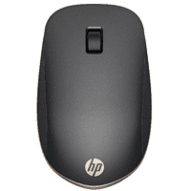 Oferta de Ratón inalámbrico - HP Z5000, Bluetooth®, W2Q00AA, Plata ceniza oscura por 32,99€