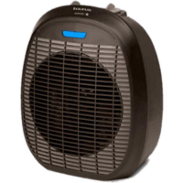 Oferta de Calefactor - Taurus 946912000 Tropicano 3.5, 2400 W, 2 niveles de calor, Marrón por 34,99€