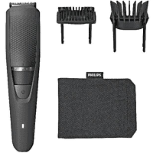 Oferta de Barbero y cortapelos - Philips BT3236/14, 40 posiciones de longitud, 1 hora autonomía, Cuchillas metálicas por 50,99€
