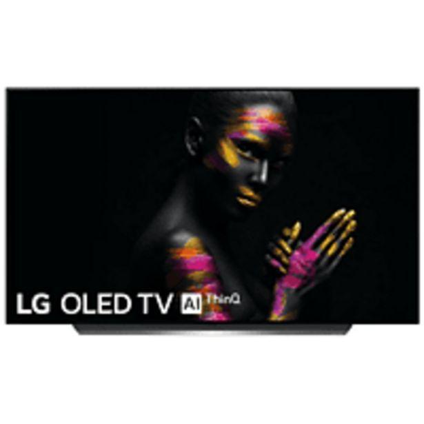 "Oferta de TV OLED 55"" - LG OLED55C9PLA, 4K HDR, Smart TV Inteligencia Artificial, Alpha 9 Gen.2, Deep Learning por 1449€"