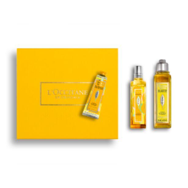 Oferta de Cofre Perfumado Verbena Cítricos por 64€