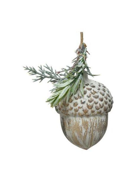 Oferta de Adornos para colgar bellota Acorn, 2uds. por 15,99€