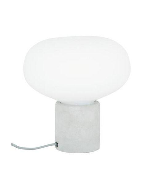 Oferta de Lámpara de mesa pequeña de hormigón Alma por 62,99€