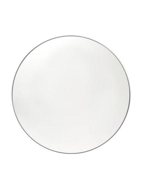 Oferta de Espejo de pared redondo con marco Ivy por 69,99€