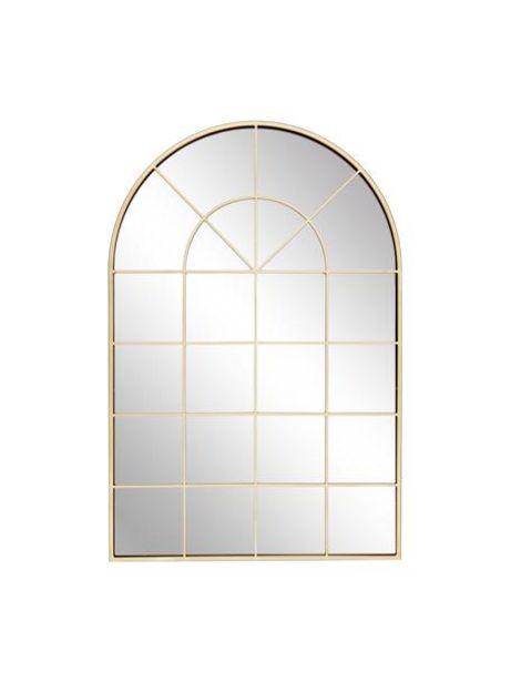 Oferta de Espejo de pared de metal Clarita por 169€