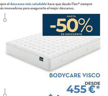 Oferta de Colchones Bodycare Visco  por 455€