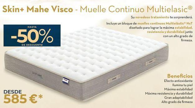 Oferta de Skin + Mahe Visco - Muella Continuo Multielasitc  por 585€