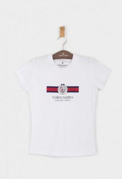 Oferta de Camiseta Na Bandera Blanco por 13,74€