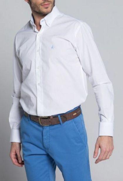 Oferta de Camisa clásica blanco por 29,94€