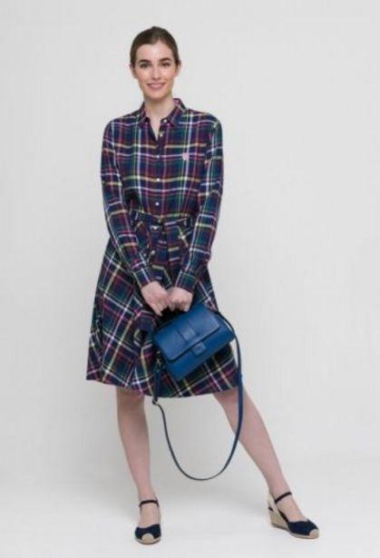 Oferta de Vestido pitillo blue mujer por 47,92€