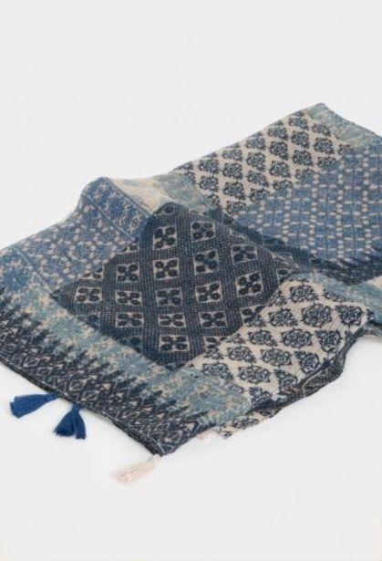 Oferta de Pañuelo Valecuatro Azul Marino por 10,29€