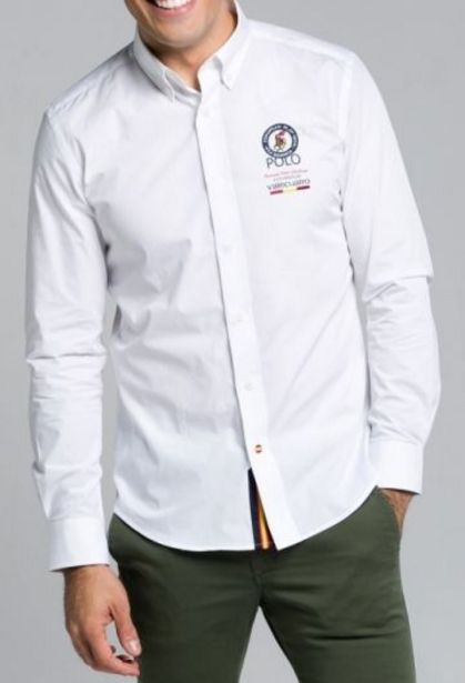 Oferta de Camisa handicap blanco por 38,94€