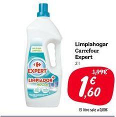 Oferta de Limpiahogar Carrefour Expert por 1,6€