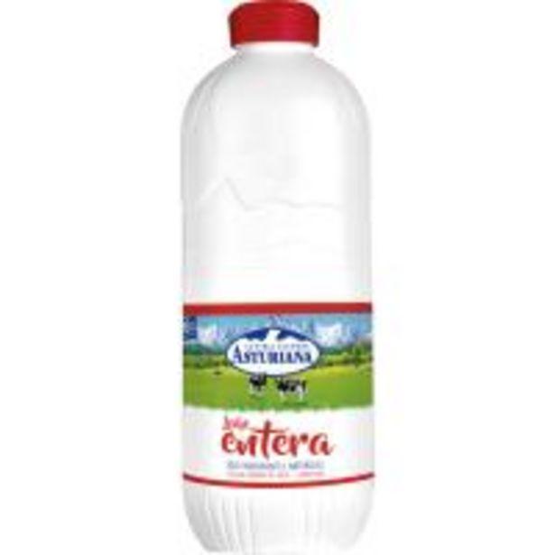 Oferta de Leche entera ASTURIANA, botella 2,2 litros por 1,59€