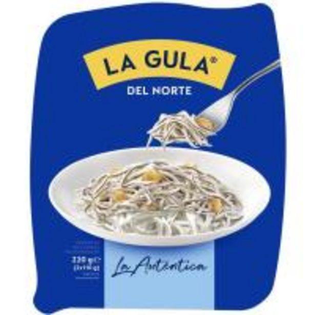 Oferta de Gulas del norte frescas LA GULA DEL NORTE, pack 2x100 g por 5,99€