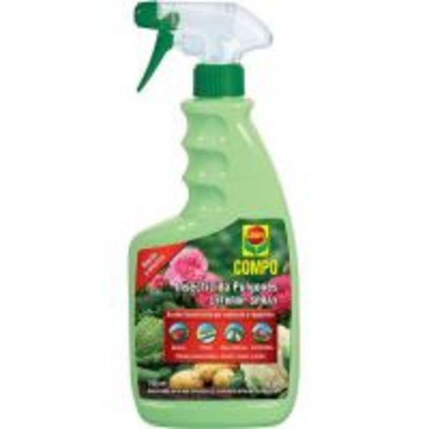 Oferta de Insecticida pulgón COMPO, 750ml por 8,99€