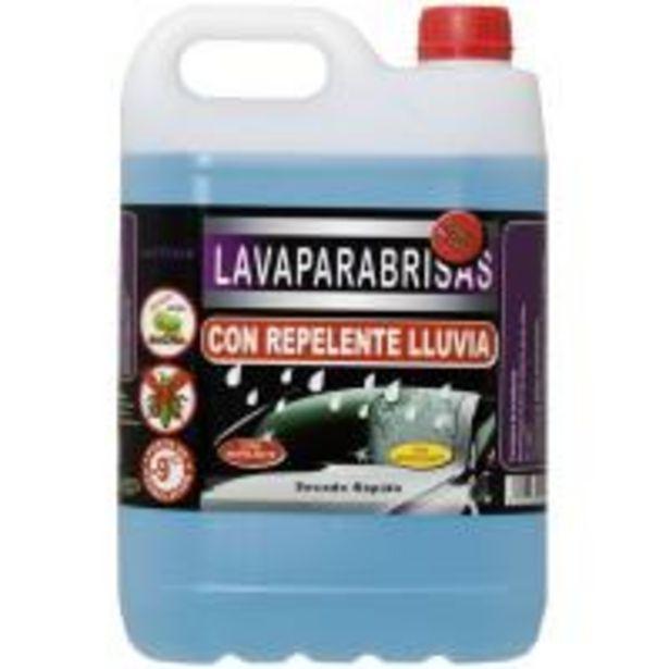 Oferta de Lavaparabrisas repele lluvia UNYCOX, 5l por 7,59€