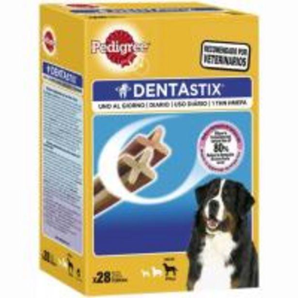Oferta de Dentastix mix perro grande DENTASTIX, caja 1,080 kg por 11,59€