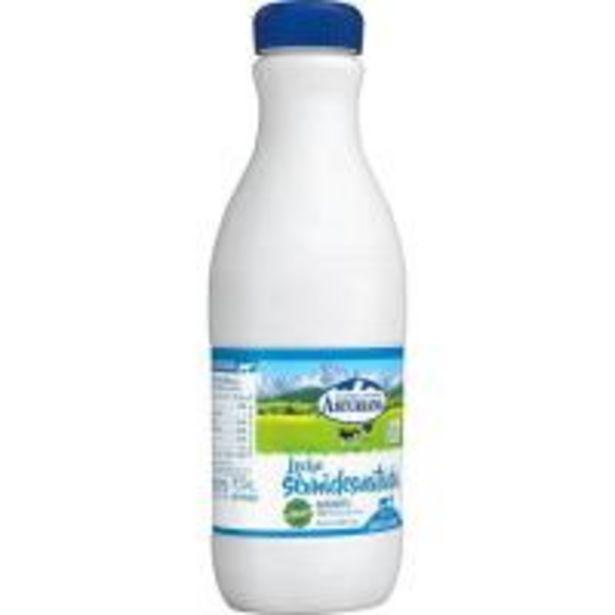 Oferta de Leche semidesnatada ASTURIANA, botella 1,5 litros por 1,19€