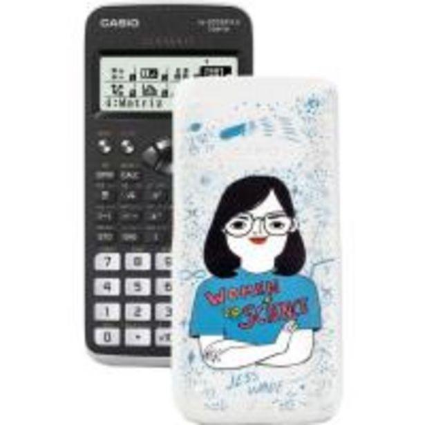 Oferta de Calculadora científica Casio FX-570SPXII Jess Wade por 26,9€