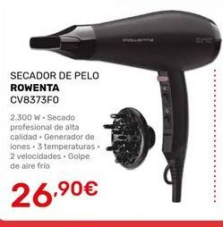 Oferta de Secador Rowenta por 26,9€