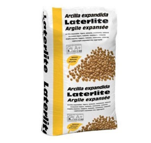 Oferta de ARCILLA EXPANDIDA LATERLITE 3-8 50 L por 5,25€