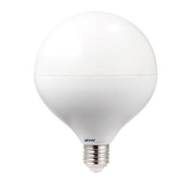 Oferta de BOMBILA LED GLOBO E27 1050LM 10W LUZ CALIDA por 4,7€